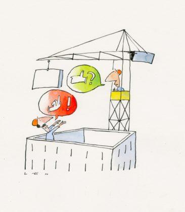 'Meertaligheid in de bouw is een mooie uitdaging!'