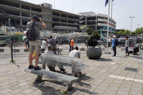 BAM gaat parkeergarage Eindhoven slopen en opnieuw bouwen