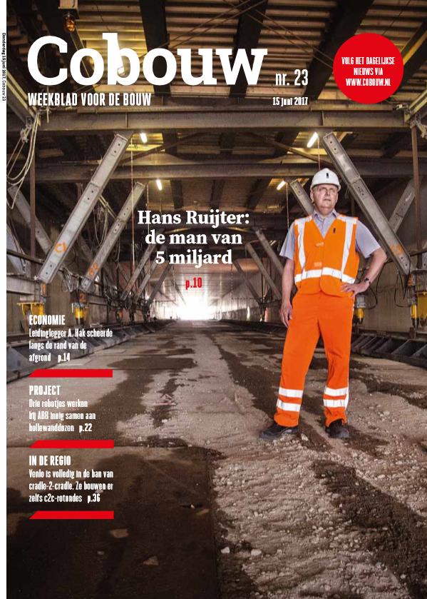 Cobouw weekblad 14 juni 2017