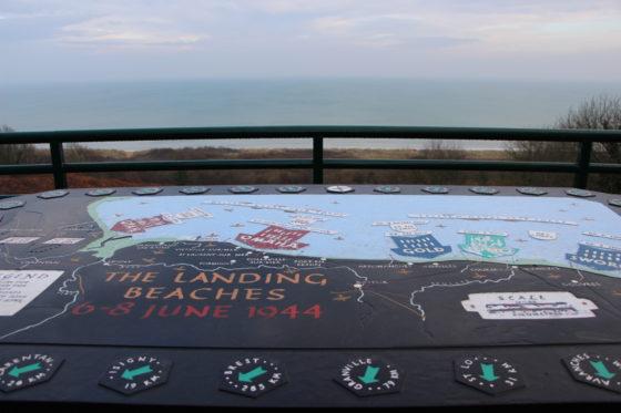 Arcadis werkt aan monumenten D-Day Normandië