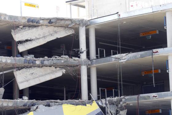 Parkeergarage Eindhoven: alarm over meer gebouwen met zwakke vloeren