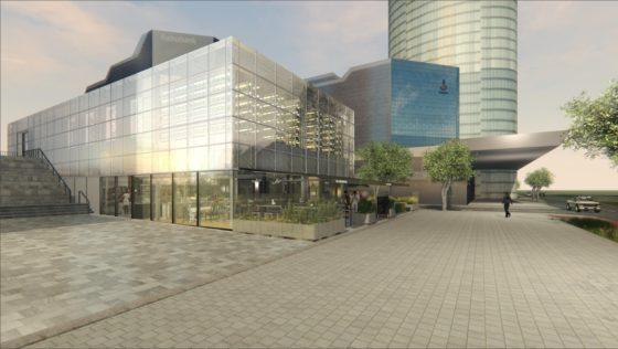 Ballast Nedam en Strukton bouwen samen circulair paviljoen in Utrecht