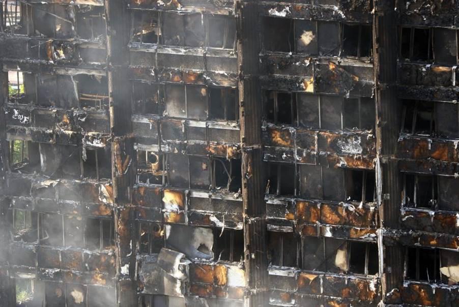 Alles over de brand in de Grenfell toren