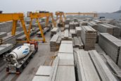 Akkoord over 4 procent meer loon in betonindustrie
