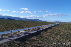 Miljardair Branson ziet brood in hyperloop in India