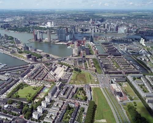 Rotterdam en Groningen laten het afweten op woningmarkt