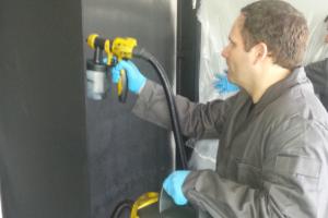 Warmtegevende verf vervangt straks de radiator