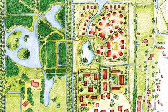 """Ontwikkeling woonpark in de knel door bouwkosten: """"Het is steeds meer én, én, én in de markt"""""""