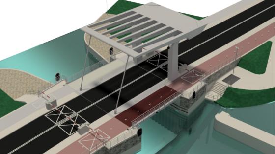 Nieuwe Rijnhavenbrug: ontsluiting van nieuwe hotspot Alphen