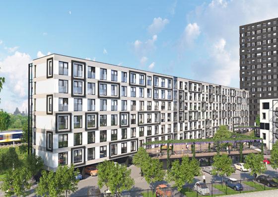 In Utrecht tiert de middeldure huurwoning welig