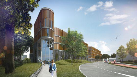 Station Driebergen-Zeist krijgt parkeergarage met houten lamellen
