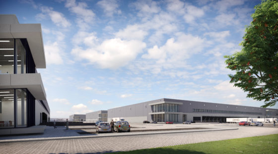 DHG vestigt Smartlog in Rotterdamse havengebied