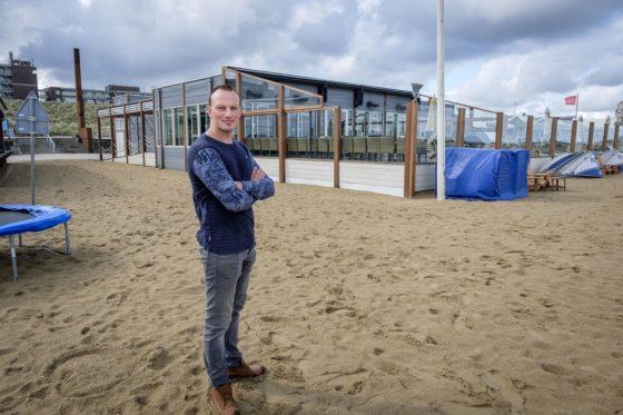 'Strandrecreatie lucratieve bouwmarkt'