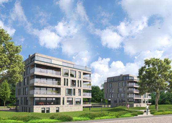 Résidence Tellepark Heerenveen: wonen op plek oude zwembad