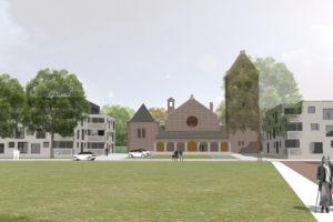 Sint Jozefkerk Kaatsheuvel wordt gezondheidscentrum