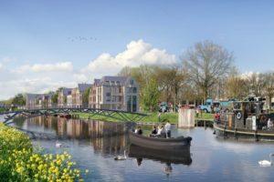 Sluiseiland Vianen krijgt 184 woningen