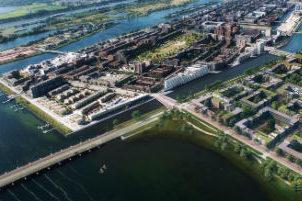 Boskalis wint opdracht voor aanleg nieuw eiland IJburg