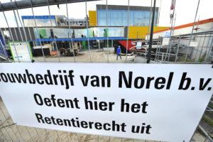 Theater ziet af van hoger beroep tegen bouwer Van Norel