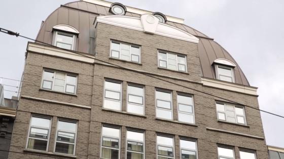 Mitsubishi Electric Eco Cute, CO2-warmtepomp: Europese primeur Albus Hotel Amsterdam