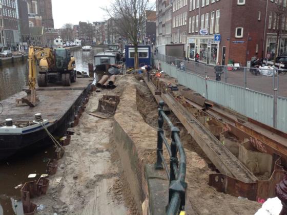 Langs de Amsterdamse grachten ligt 'vrijheid' klaar voor gww'ers; maar wie durft het aan?
