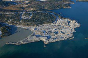 Boskalis bouwt kademuur voor 60 miljoen in Zweedse haven
