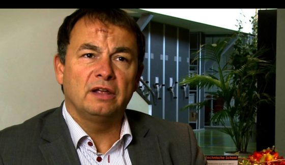 Dertig maanden cel voor belager Clafis-directeur
