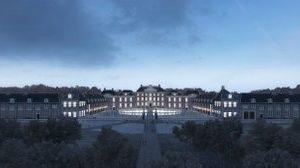 VolkerWessels-dochter pakt contract uitbreiding paleis Het Loo