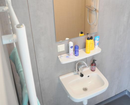 Badkamer renoveren kan in één dag, blijkt ook in de praktijk - Cobouw.nl