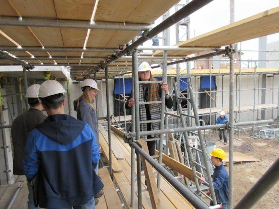 Een op drie bouwstudenten maakt opleiding niet af