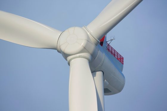 Turbines voor Borssele komen van Siemens Gamesa