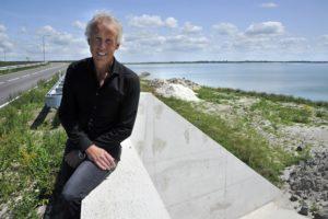 Tjalling Dijkstra DNA Afsluitdijk Rijkswaterstaat