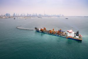 Van Oord opnieuw aan de slag in Dubai
