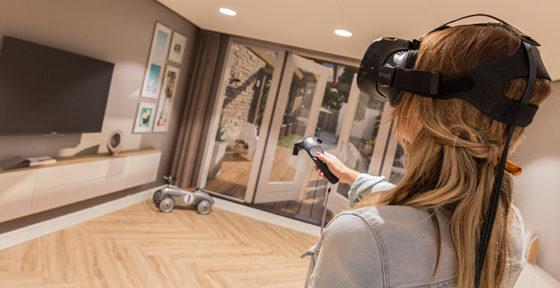 Roosdom Tijhuis zet virtual reality in bij verkoop woningen