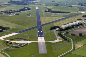 Friso Bouwgroep bouwt voor JSF op vliegbasis Leeuwarden
