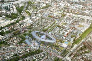 BAM bouwt kinderziekenhuis Dublin