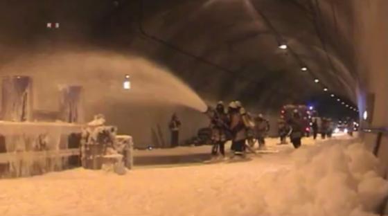 Ook ProRail en Amsterdam kijken naar brandveiligheid tunnelbeton