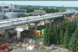 Inschuifactie Noorderbrug Maastricht afgerond