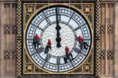 Big Ben zwijgt tot 2021 en krijgt een lift