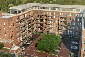BAM transformeert oud kantoor Octrooiraad tot luxe appartementen