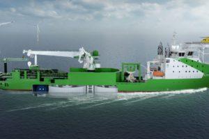 Deme sluit Belgisch stopcontact op zee aan