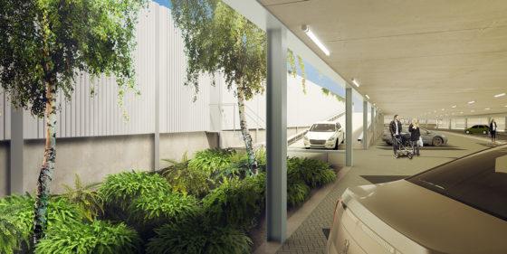 Nieuwe parkeervoorziening bij station Dieren