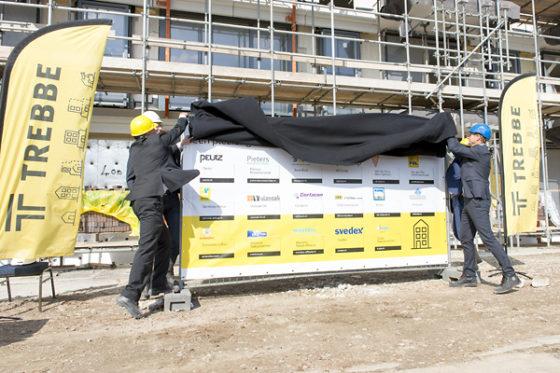 Trebbe tuigt  keten op voor hoogbouwconcept