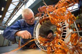 Kansen voor energiezuinige elektromotoren