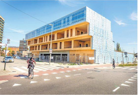 'Sloop houten school Rotterdam kapitaalvernietiging'