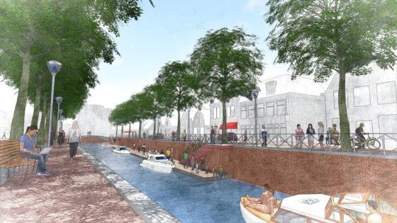 Aannemers schrijven niet in op project Roode Vaart Zevenbergen