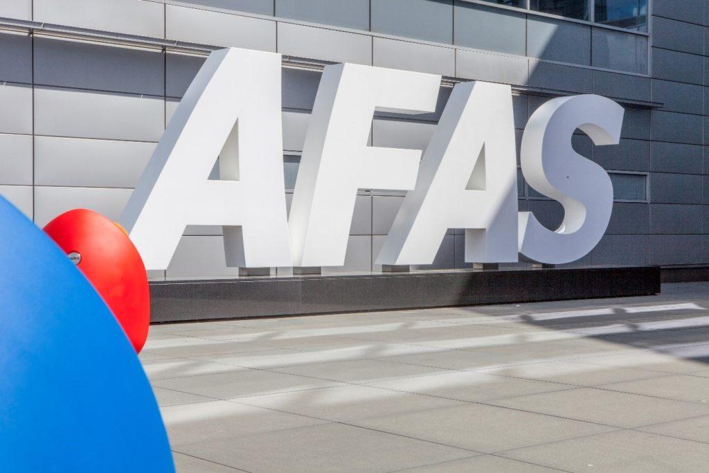 AFAS Bouwsoftware