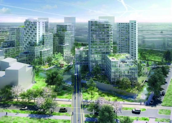 AM transformeert Bijlmerbajes tot woonwijk: tralies worden balkonhekjes