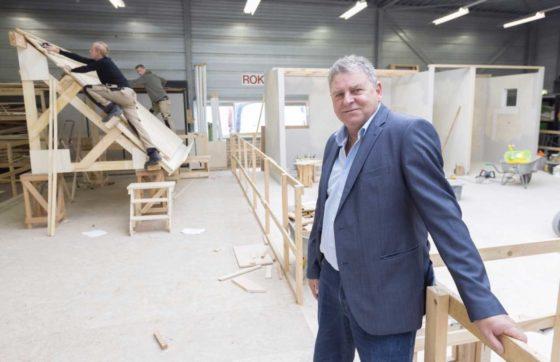 Oud-bouwdirecteur knokt voor ambachtsschool: 'vmbo niet praktisch genoeg'