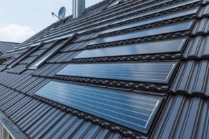 Solar Energie combineert dakpannen mét zonne-energie