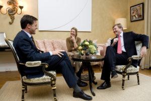 """Koning: """"Klimaatakkoord Parijs moet verankerd worden in stevig Europees beleid"""""""